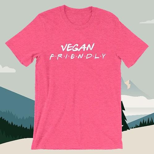 The Vibrance Collection+ Positive Vegan Tee