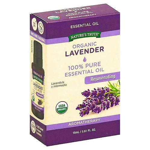 Pure Lavender Essential Oil – 15 ML (2 OZ)