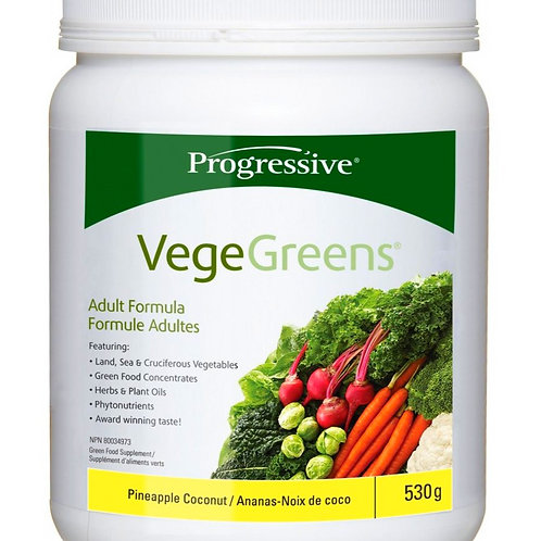 Progressive Vege Greens Pineapple Coconut