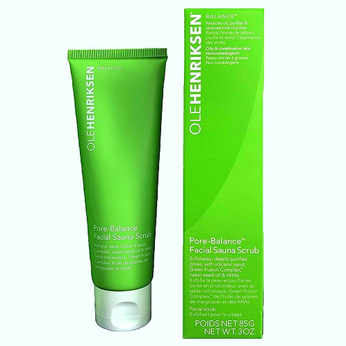 Olehenriksen Pore-Balance™ Facial Sauna Scrub 85G/3OZ