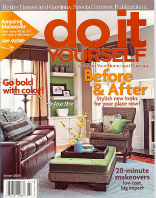 Better Homes & Gardens Do-It-Yourself Magazine | Oct-Dec 2006