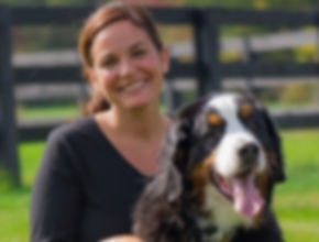 Lea DiBella is Smart Dog's owner/operator and chief dog trainer.