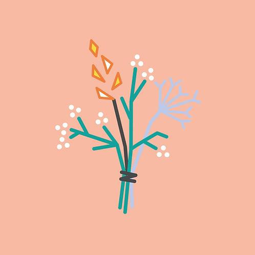 Blumenstrauss A