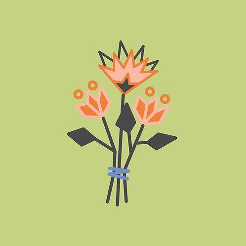 Blumenstrauss B