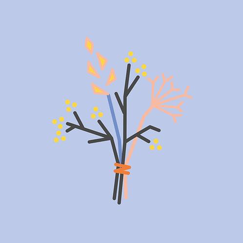 Blumenstrauss E