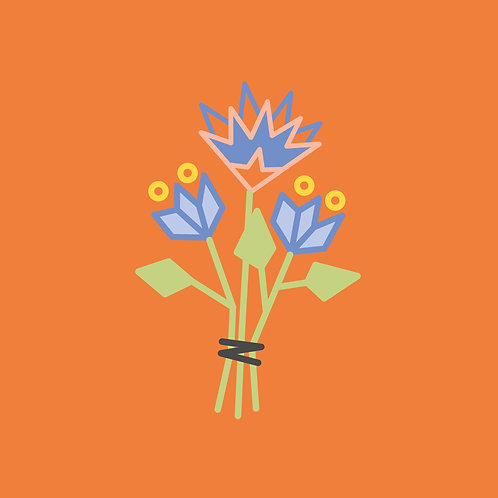 Blumenstrauss F