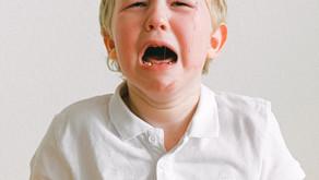 Tantrum- Adakah Ini Bermaksud Asuhan Ibu Bapa Tidak Efektif?