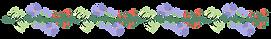 Цветочная гирлянда 8