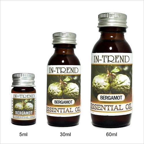 Bergamot Essential Oil 100% Pure & Natural 5ml 30ml 60ml Free Shipping