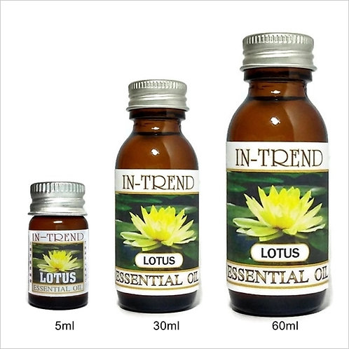 Lotus Essential Oil 100% Pure & Natural 5ml 30ml 60ml Free Shipping