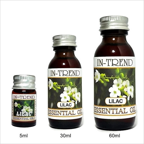 Lilac Essential Oil 100% Pure & Natural 5ml 30ml 60ml Free Shipping