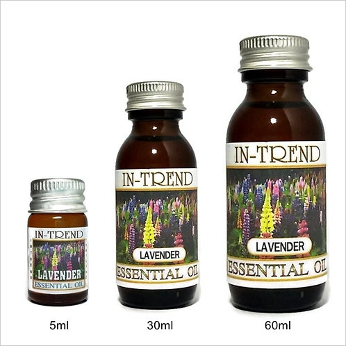Lavender Essential Oil 100% Pure & Natural 5ml 30ml 60ml Free Shipping