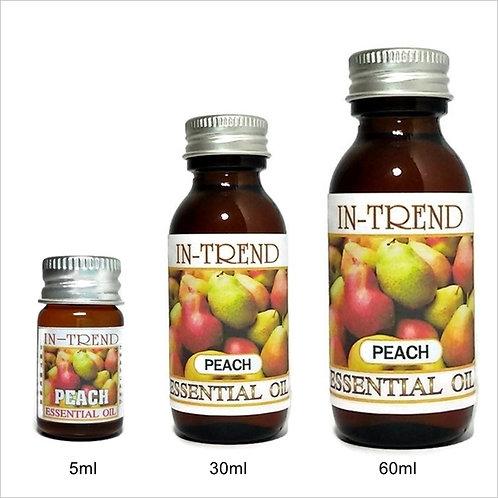 Peach Essential Oil 100% Pure & Natural 5ml 30ml 60ml Free Shipping