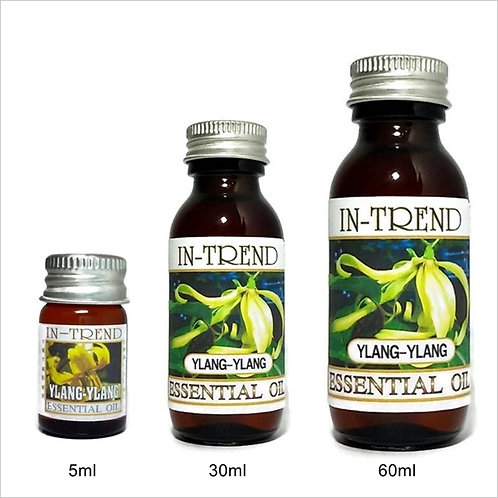 Ylang Ylang Essential Oil 100% Pure & Natural 5ml 30ml 60ml Free Shipping