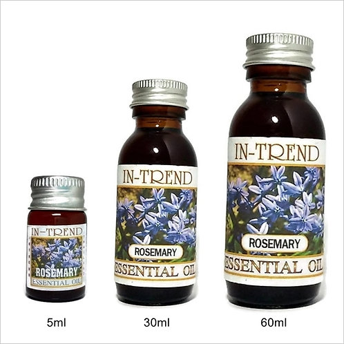 Rosemary Essential Oil 100% Pure & Natural 5ml 30ml 60ml Free Shipping