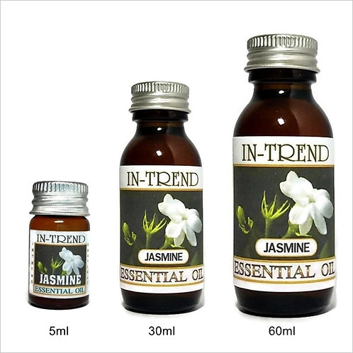 Jasmine Essential Oil 100% Pure & Natural 5ml 30ml 60ml Free Shipping