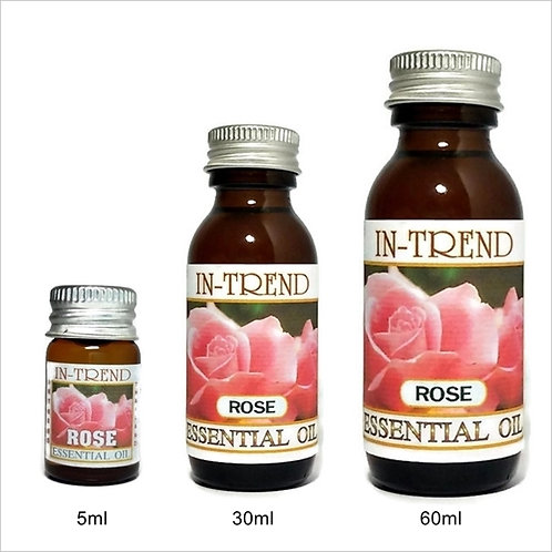 Rose Essential Oil 100% Pure & Natural 5ml 30ml 60ml Free Shipping