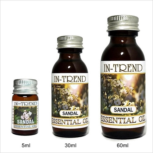 Sandalwood Essential Oil 100% Pure & Natural 5ml 30ml 60ml Free Shipping