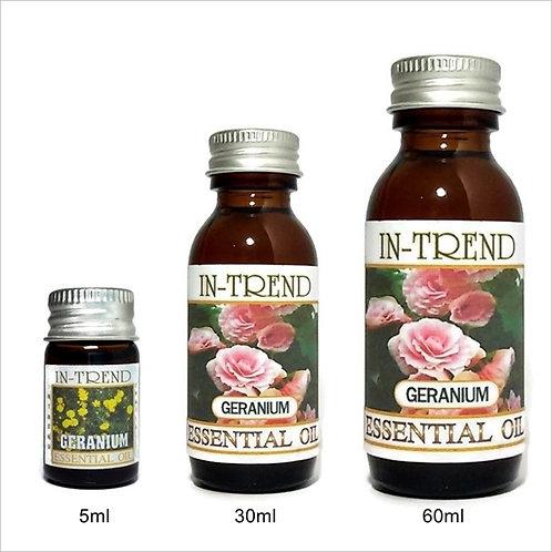 Geranium Essential Oil 100% Pure & Natural 5ml 30ml 60ml Free Shipping