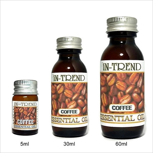 Coffee Essential Oil 100% Pure & Natural 5ml 30ml 60ml Free Shipping