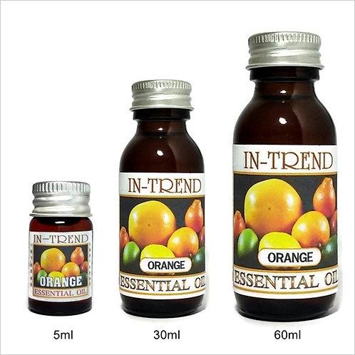 Orange Essential Oil 100% Pure & Natural 5ml 30ml 60ml Free Shipping
