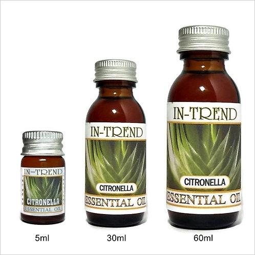 Citronella Essential Oil 100% Pure & Natural 5ml 30ml 60ml Free Shipping