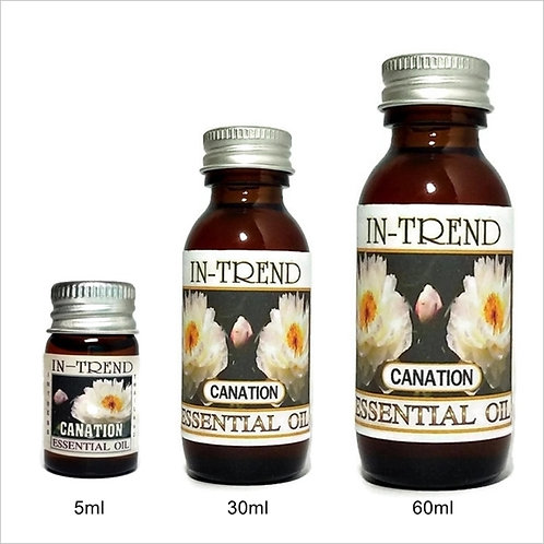 Carnation Essential Oil 100% Pure & Natural 5ml 30ml 60ml Free Shipping