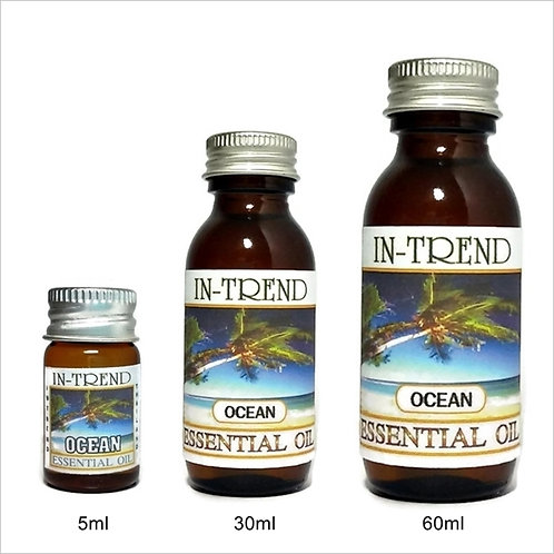 Ocean Essential Oil 100% Pure & Natural 5ml 30ml 60ml Free Shipping