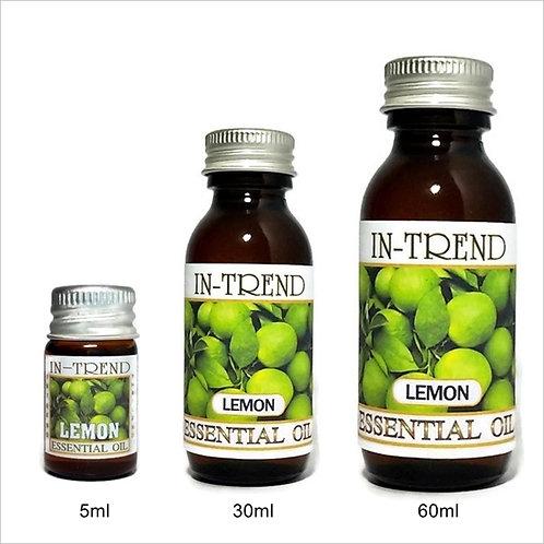 Lemon Essential Oil 100% Pure & Natural 5ml 30ml 60ml Free Shipping