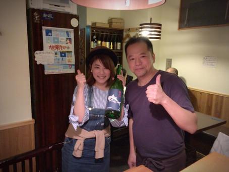 東京で会津の日本酒を愉しめるお店