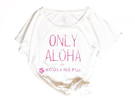 Women's Hoʻōla Nā Pua Collaboration Tee