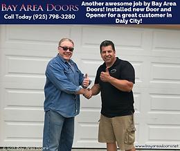 Garage Door Opener Repair Technician