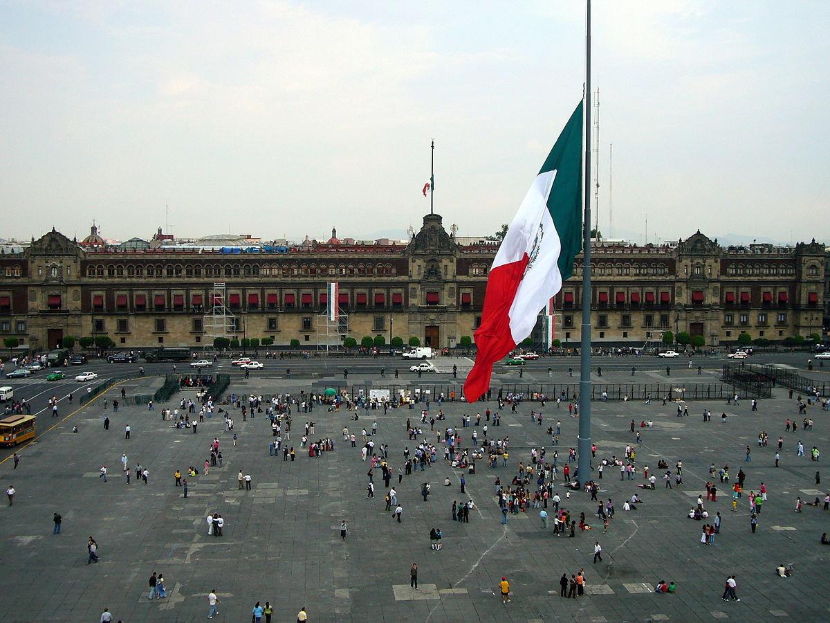 TOUR DE LA CIUDAD DE MÉXICO