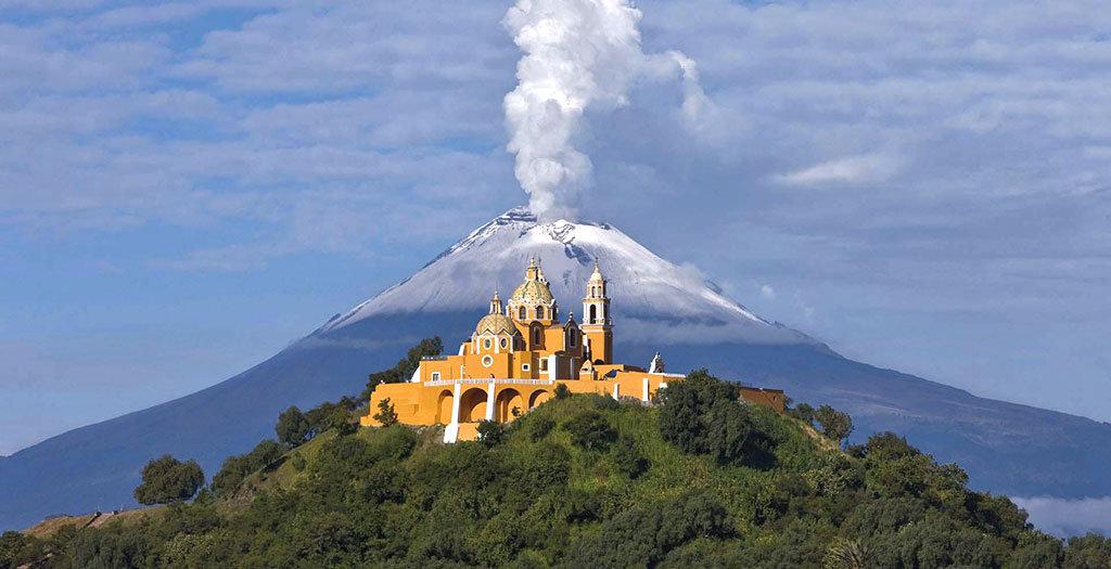 TOUR A PUEBLA Y CHOLULA