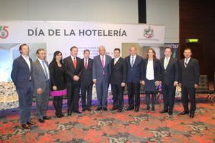 """CELEBRAN EL """"DÍA NACIONAL DE LA HOTELERÍA"""" EN LA CIUDAD DE MÉXICO"""