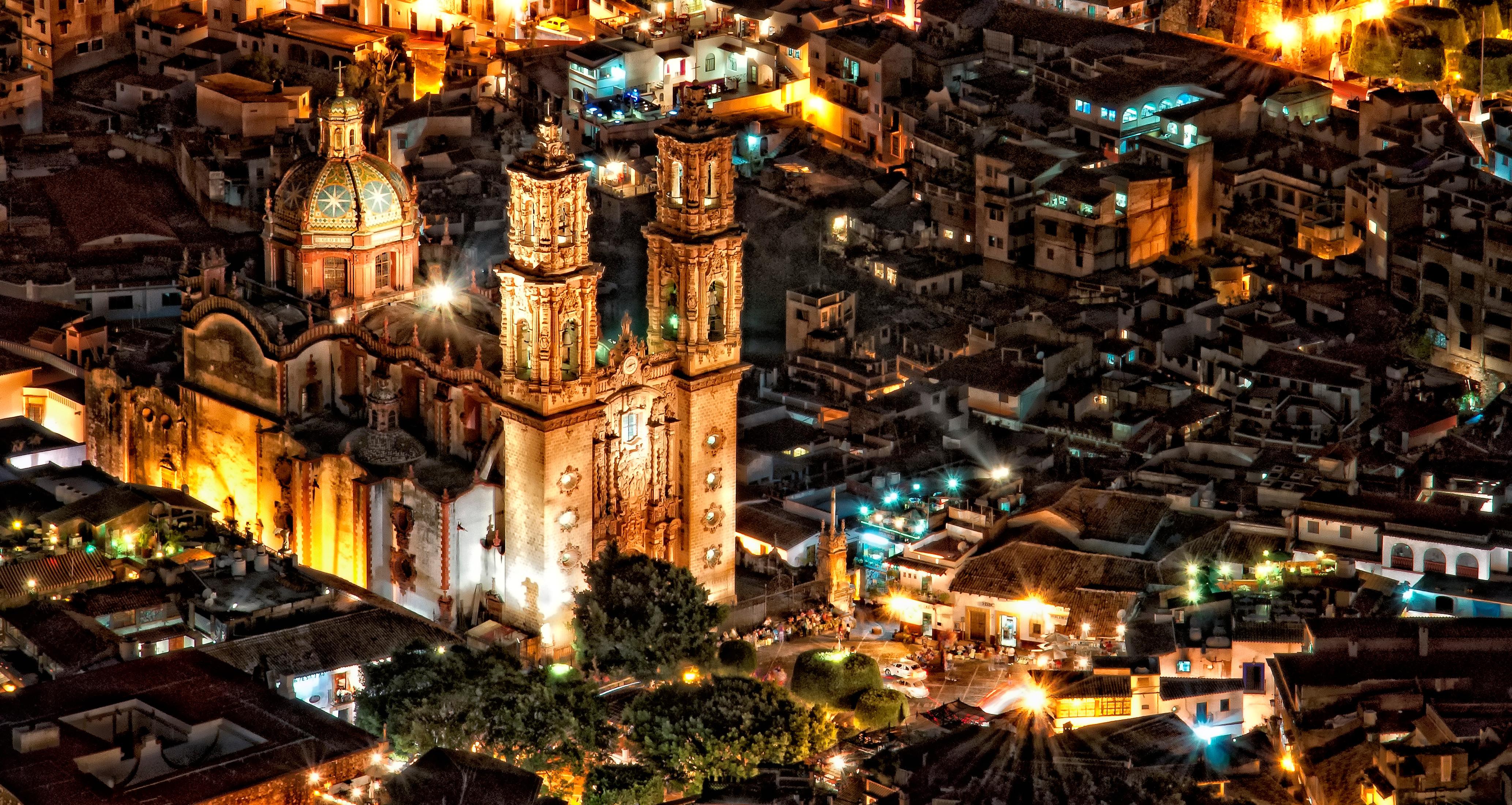 TOUR A CUERNAVACA Y TAXCO