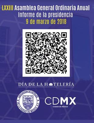 LXXIII Asamblea General Ordinaria Anual, Informe de la presidencia