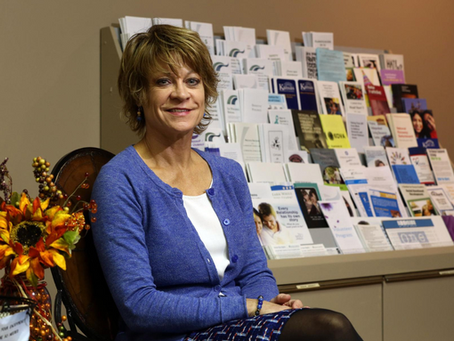Abuse center's new director sees an ongoing need in community for SADVC services