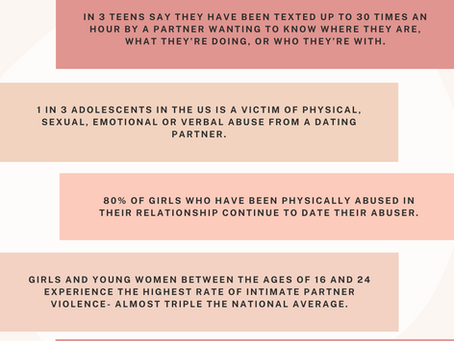 February is Teen Dating Violence Awareness & Prevention Month