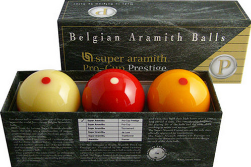 Balls - Super Aramith Pro-Cup Prestige