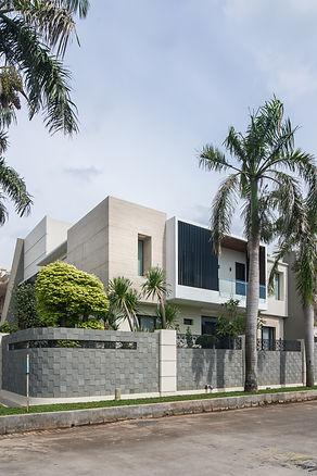 Evonil Architecture - Residence Green Ga