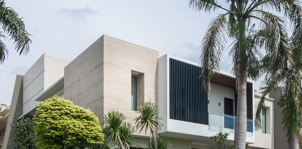Evonil Architecture - Residence Green Garden - Exterior