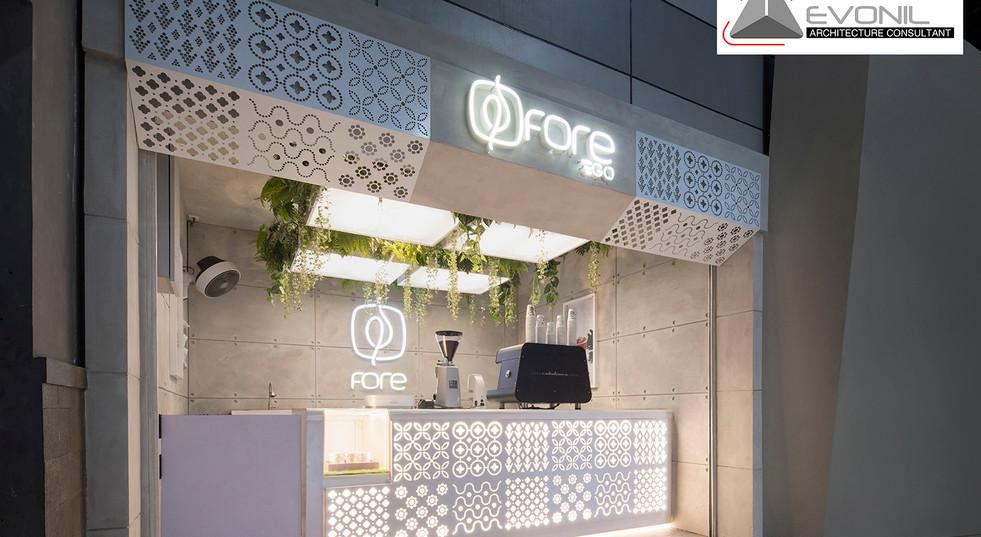 Fore Coffee - Stasiun Sudirman