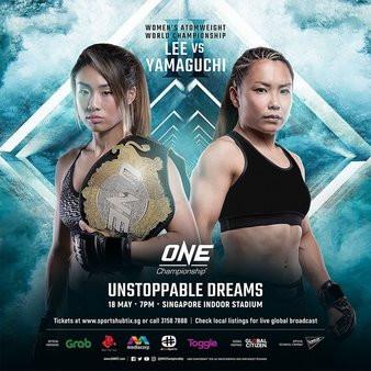 Team Onyx Watches Angela Lee vs Mei Yamaguchi 2