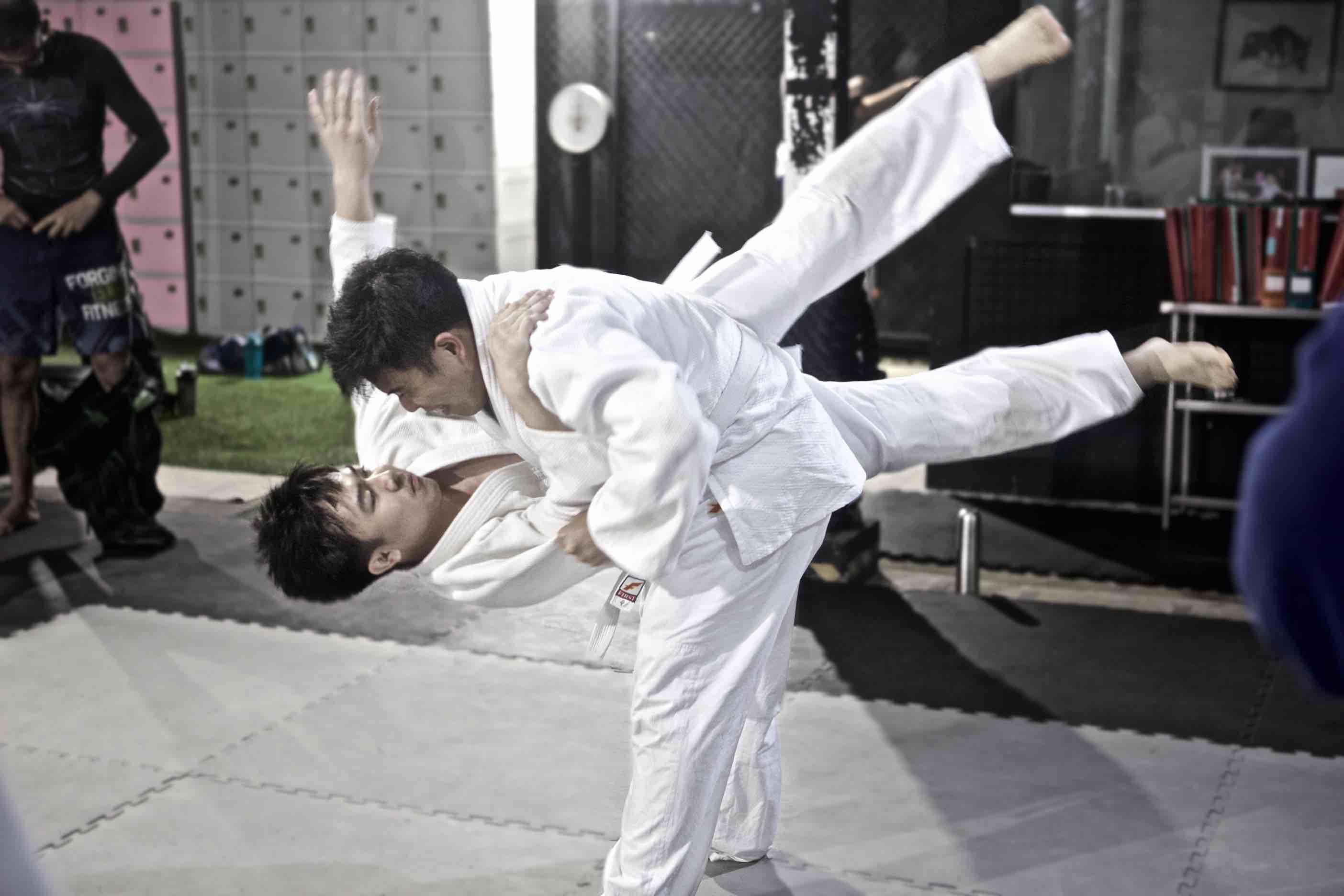 Onyx Judo   Throw