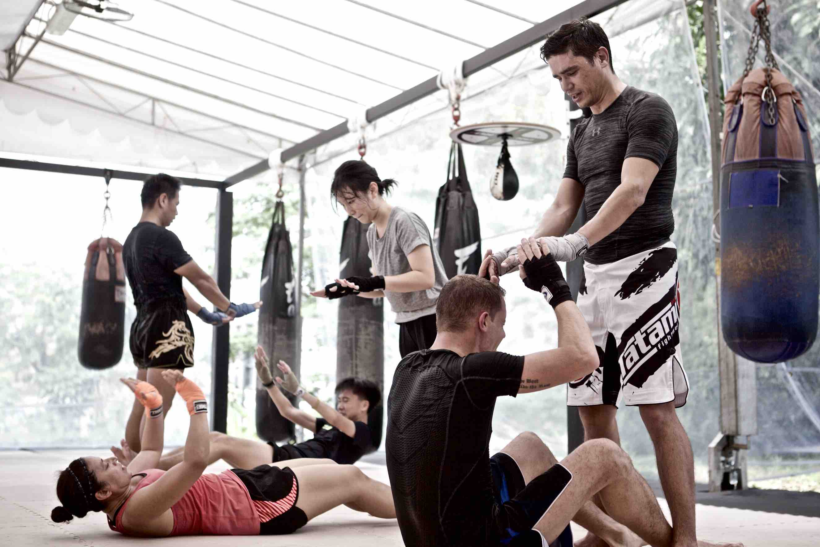 Onyx Muay Thai | Conditioning