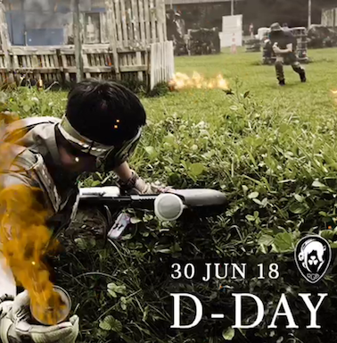 D-Day 2018
