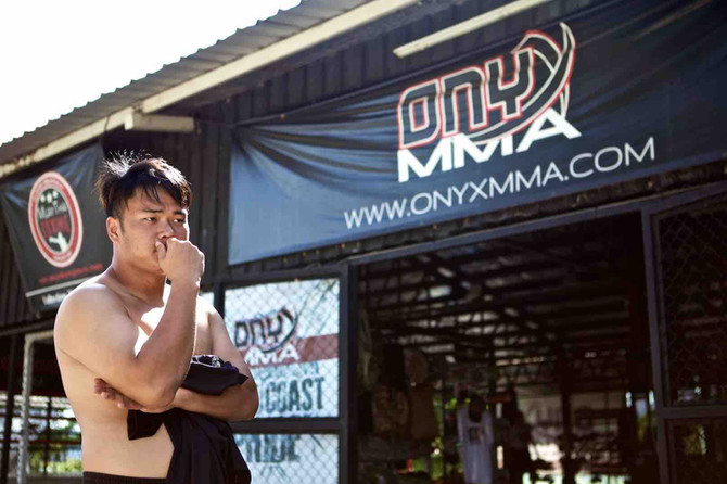 The Search For Our Muay Thai Coach