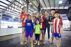 Onyx Kids | Muay Thai Kids Class
