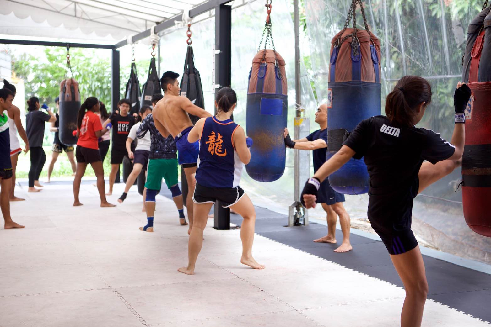 Onyx Muay Thai | Bag Work